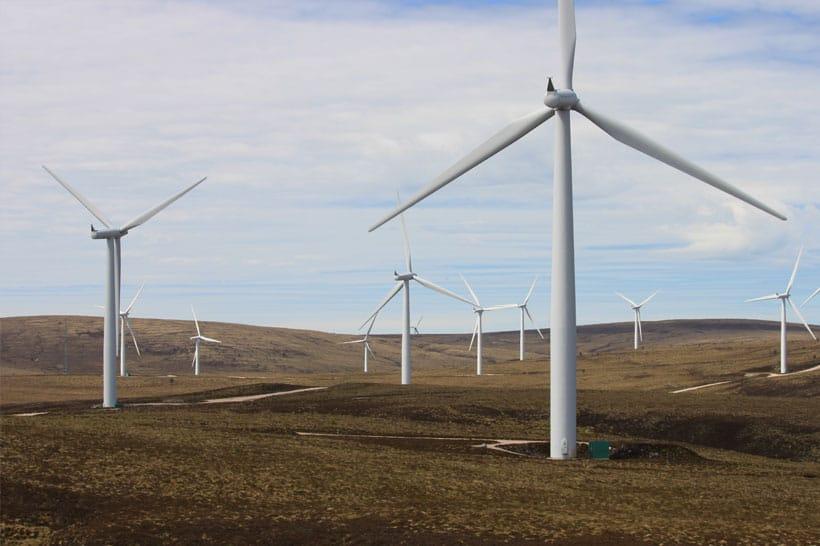 Wind farm Ballindalloch
